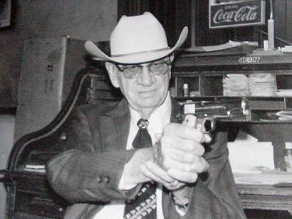 Sheriff T.J. Flournoy